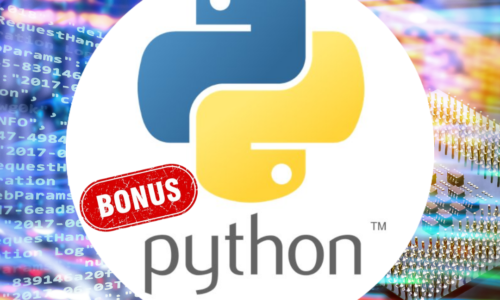 Kurs Python kl. 4-8 ROZSZERZENIE