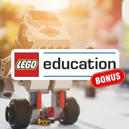 Kurs LEGO WeDo kl. 1-3 ROZSZERZENIE